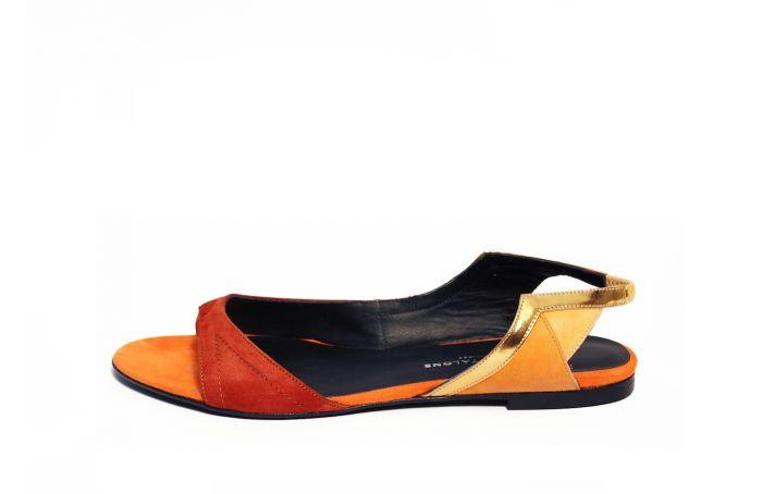 Les Madleines shoes from Maison des Talons