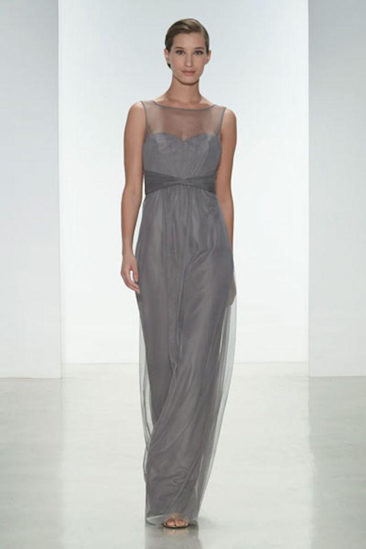 Graphite Gown