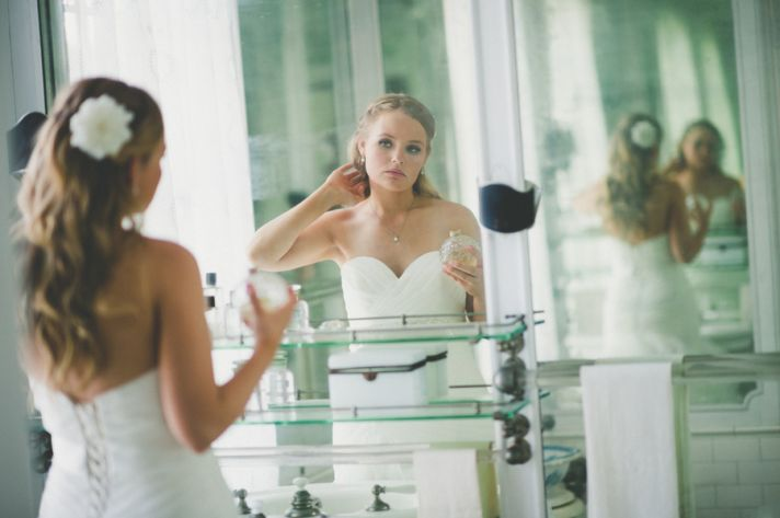 Reflections of Getting Ready
