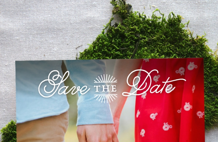 Summery Save the Date