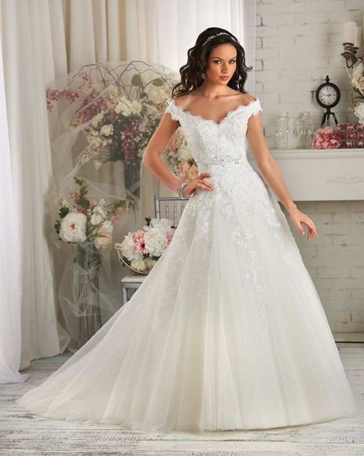 Ball Gown Wedding Dresses  WeddingWirecom