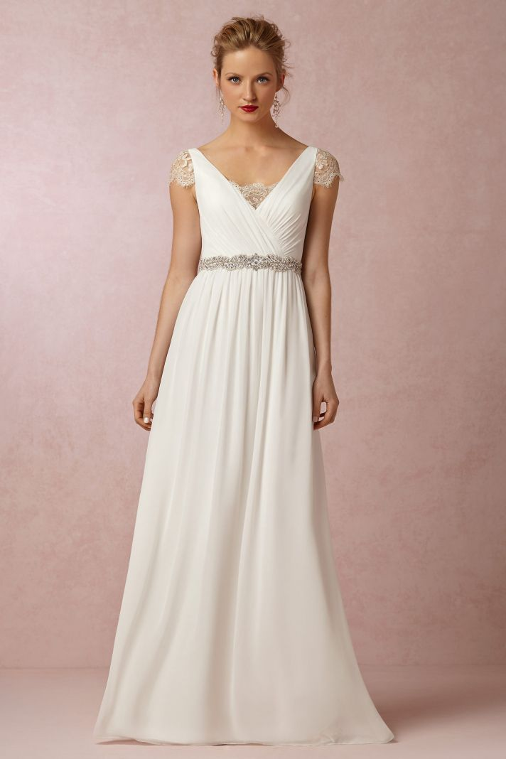 BHLDN Evangeline Wedding Dress