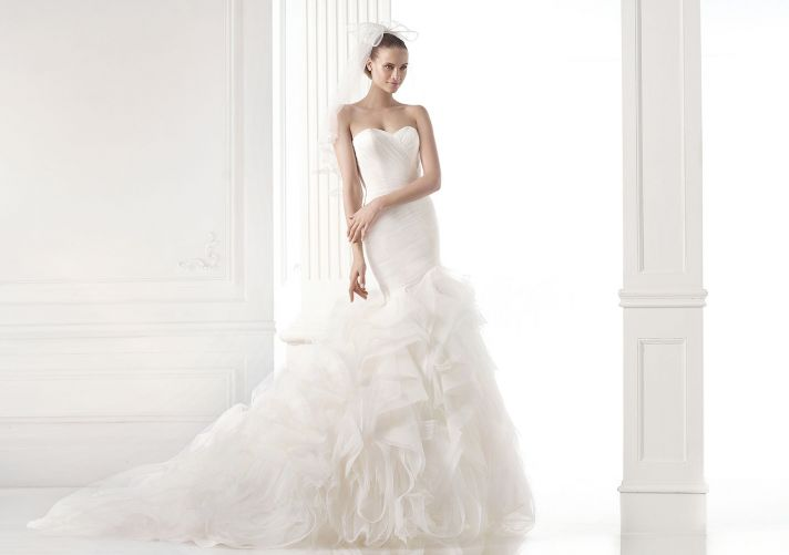 Pronovias 2015 Dream Collection Mildred Gown