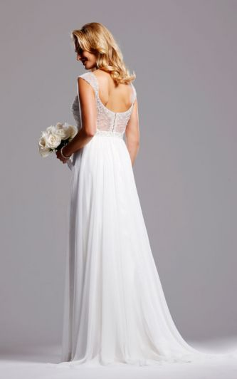 David Tutera By Faviana Wedding Dress Style B116 Olivia