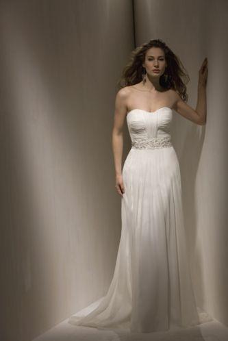 Sarah Danielle Destinations Wedding Dress Style 5571 Dress