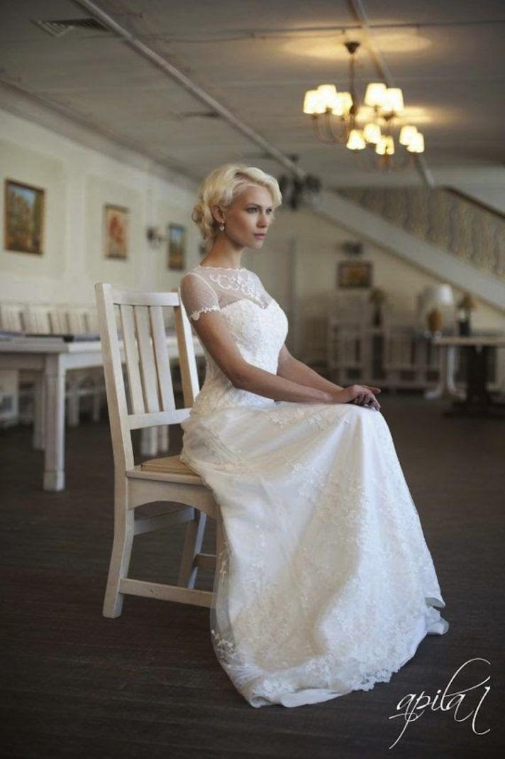 Luxury Destination Wedding Dress