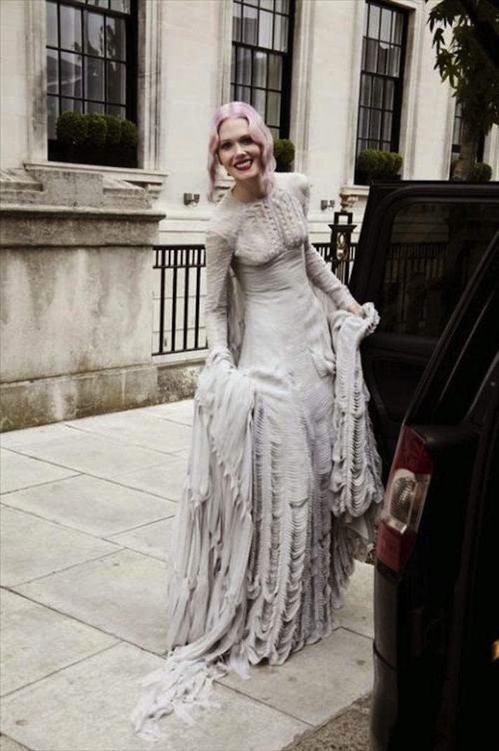 Beautiful Scallops Dress