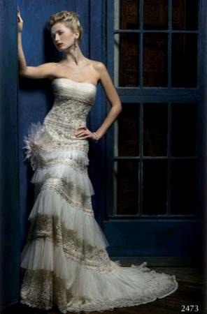 Style 2473 Dress By YSA Makino