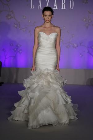 Lazaro Designer Wedding Dresses Onewed
