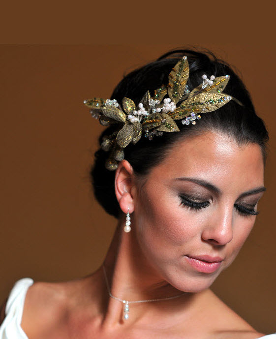 Grecian Wedding Hairstyles: Tysha's Blog: This Kind Of A Themed Wedding Can Be A Lot