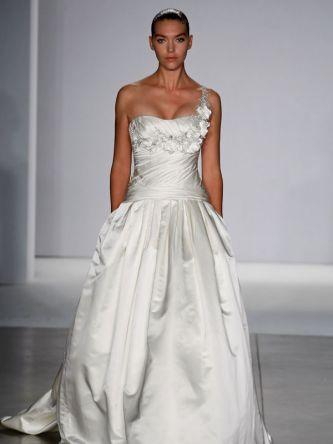 Priscilla Of Boston Wedding Dress Style 4312 Dress OneWed