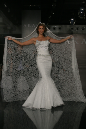 Style 1021 Dress By Akay Maison de Couture