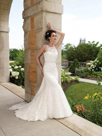 Mon Cheri Bridals Wedding Dress Style 111207 Emme OneWed
