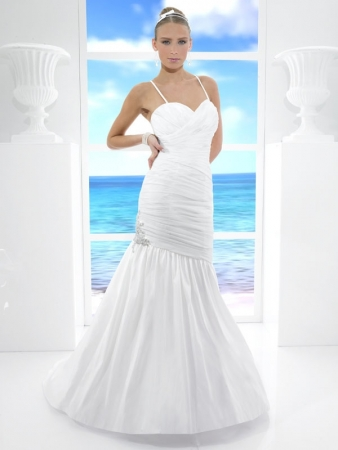 Moonlight Wedding Dress Style T474 OneWed